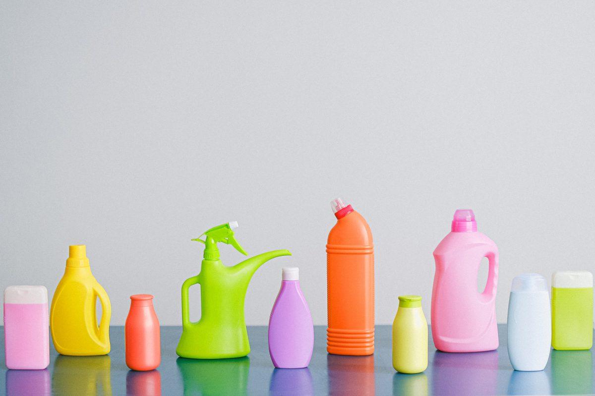 Handige reinigingsmiddelen voor in een bedrijf