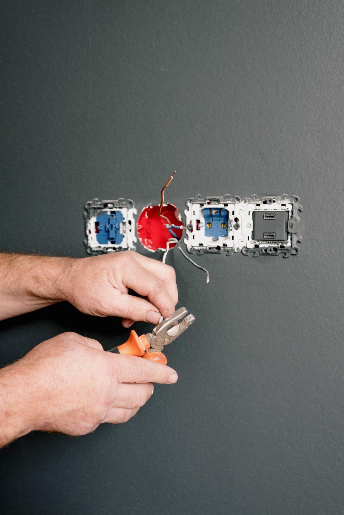 Installatie tips voor in huis